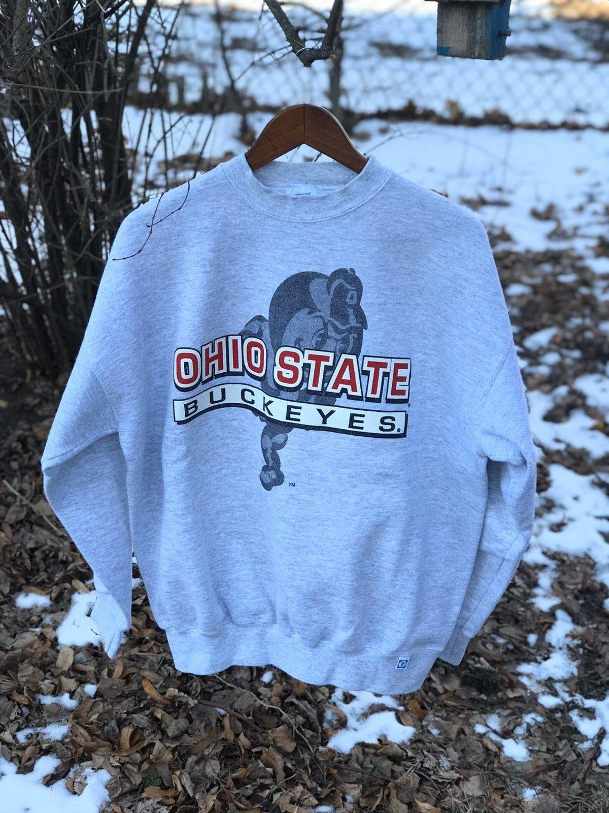 Discus Ohio State Buckeyes Crewneck