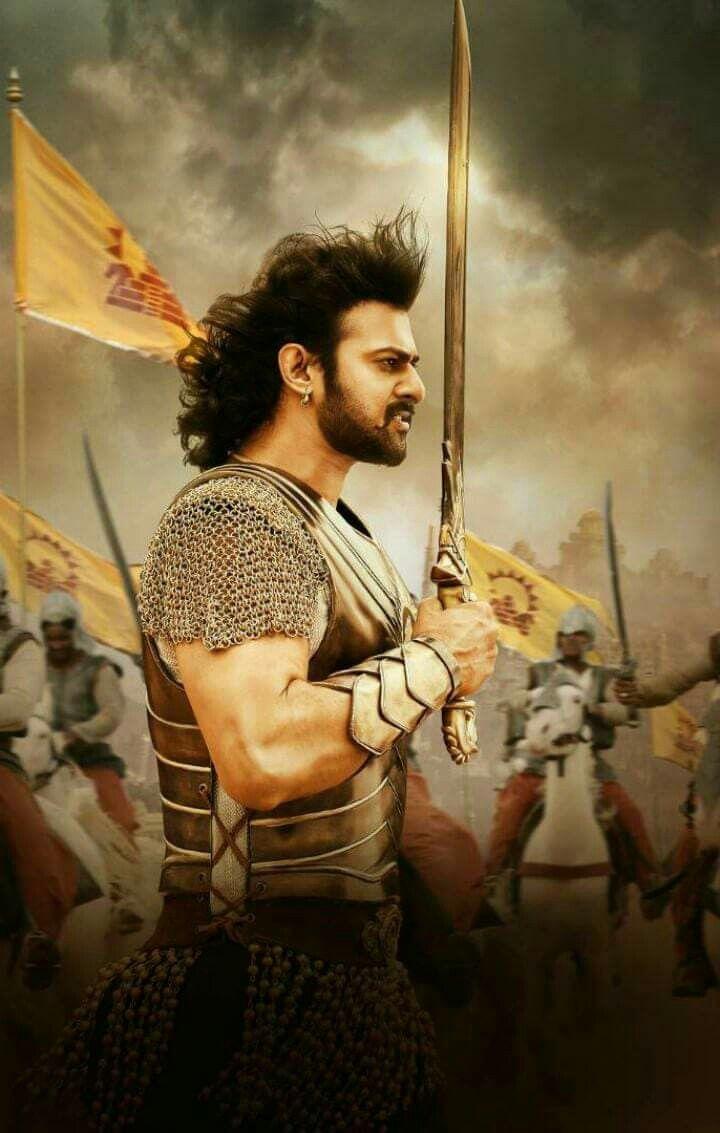 Prabhas Baahubali My Heroes In 2019 Actors Bahubali Movie