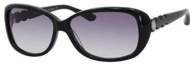Marc by Marc Jacobs MMJ321/S Sunglasses - 029A Black (JJ Gray Gradient Lens) - 56mm Marc by Marc Jacobs. $69.75
