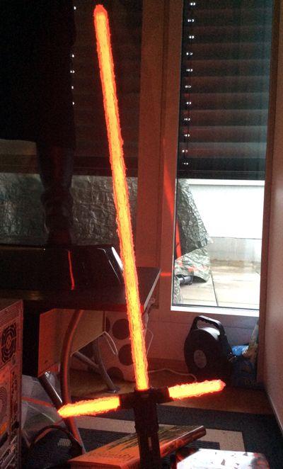 Expo Stands Lightsaber : ▷ lightsaber holder d models・thingiverse