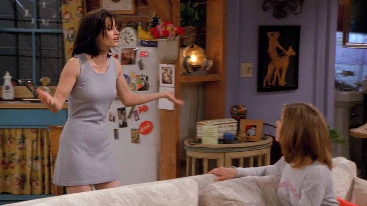 Recap of Friends Season 2 Episode 21 (S02E21) - 4 | Monica