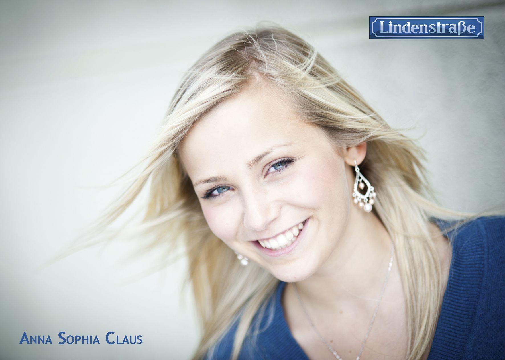 Anna Sophia Claus Als Lea Starck Darsteller Der Lindenstraße