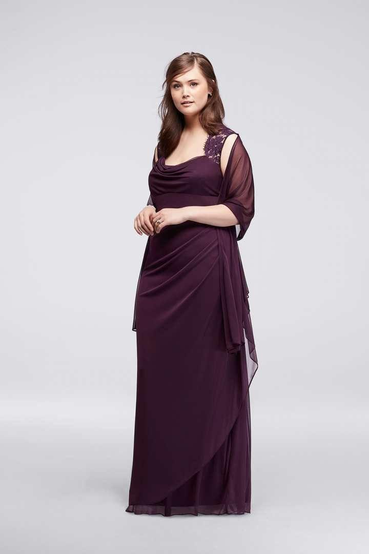 77ea049eb9 Vestidos de fiesta para gorditas  30 modelos para lucir cuerpaz ...