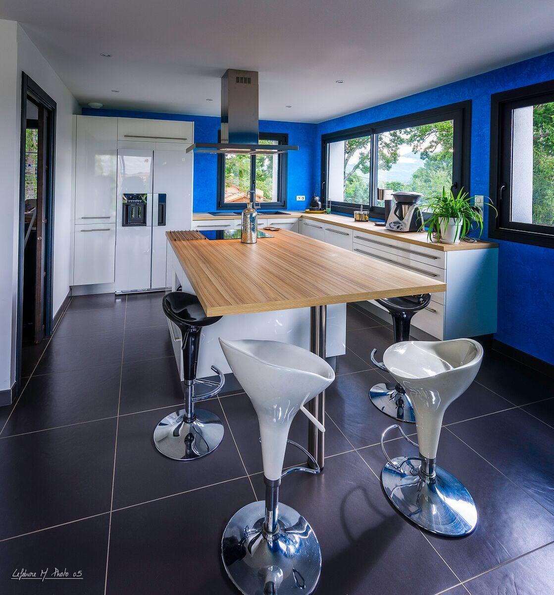 Gap Le Grand Bleu En Cuisine Et Bonnet - Cuisiniste gap
