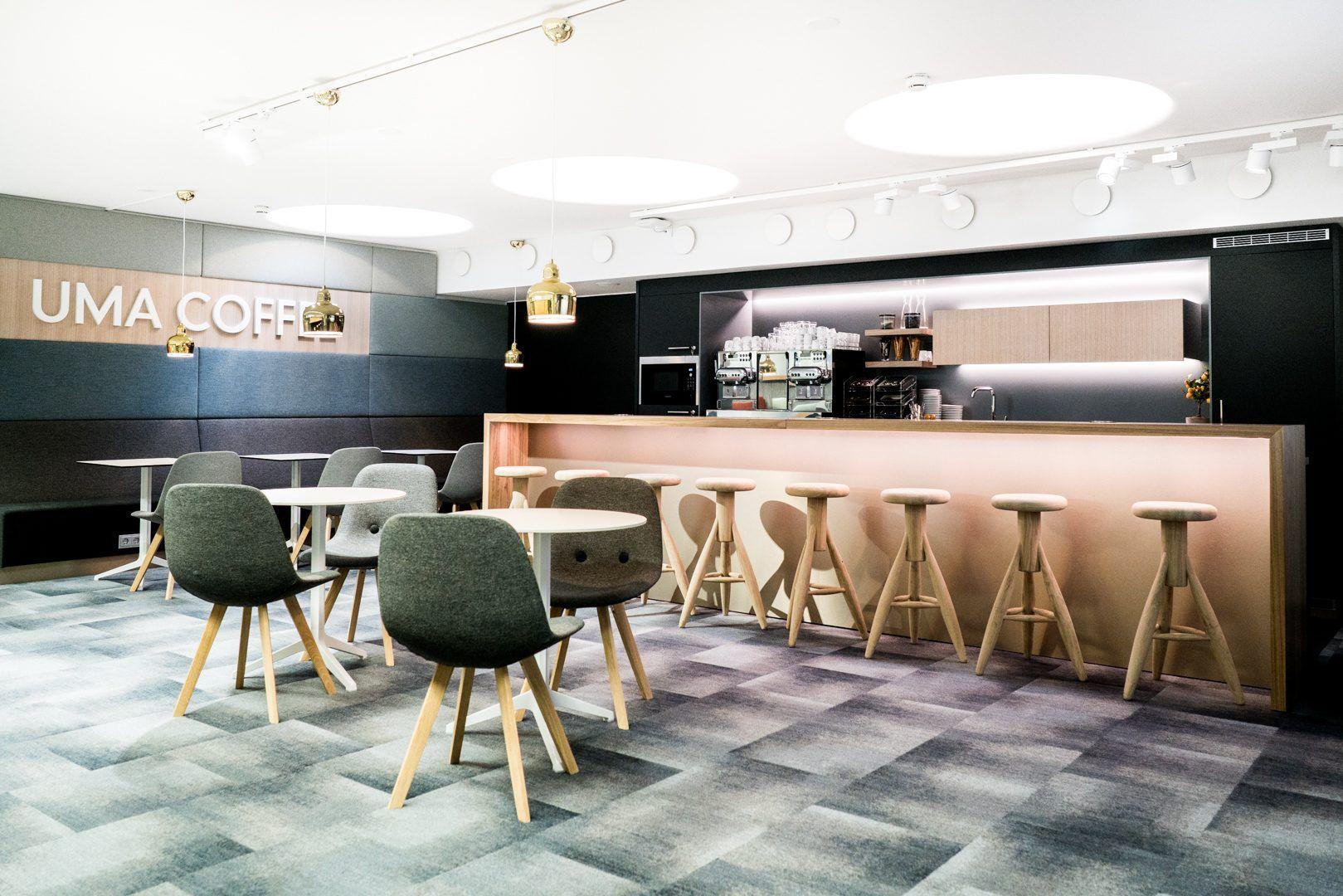 Uma Workspace Esplanadi Helsinki