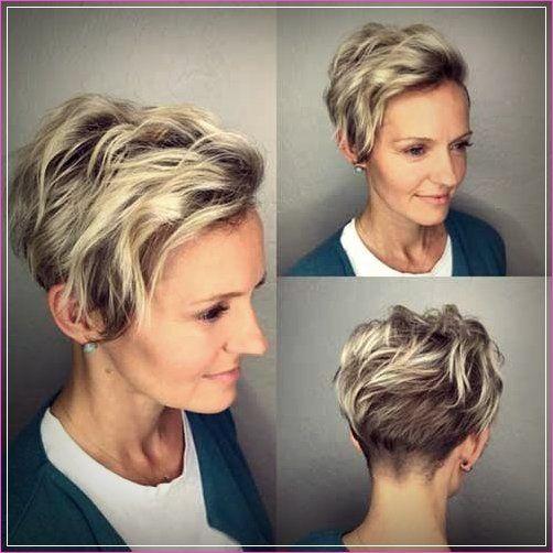 Erstaunliche Kurze Gewellte Blonde Haar Ideen Für Schöne