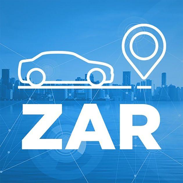 #NEW #iOS #APP Zar - Zona Azul Rápida - IT2B