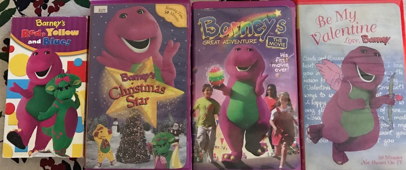 Cool Barney Vhs Lot Of 4 Be My Valentine Great Adventure Zoo Tv Movie Check More At Http Harmonisproduction Com Barney Vhs Lot Of 4 Be My Valentine Great Ad