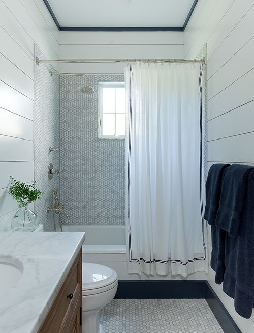 Lots of small subtle details in this bathroom design | Anne Chessin ...
