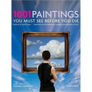 1001 Paintings You Must See Before You Die Books Watson The