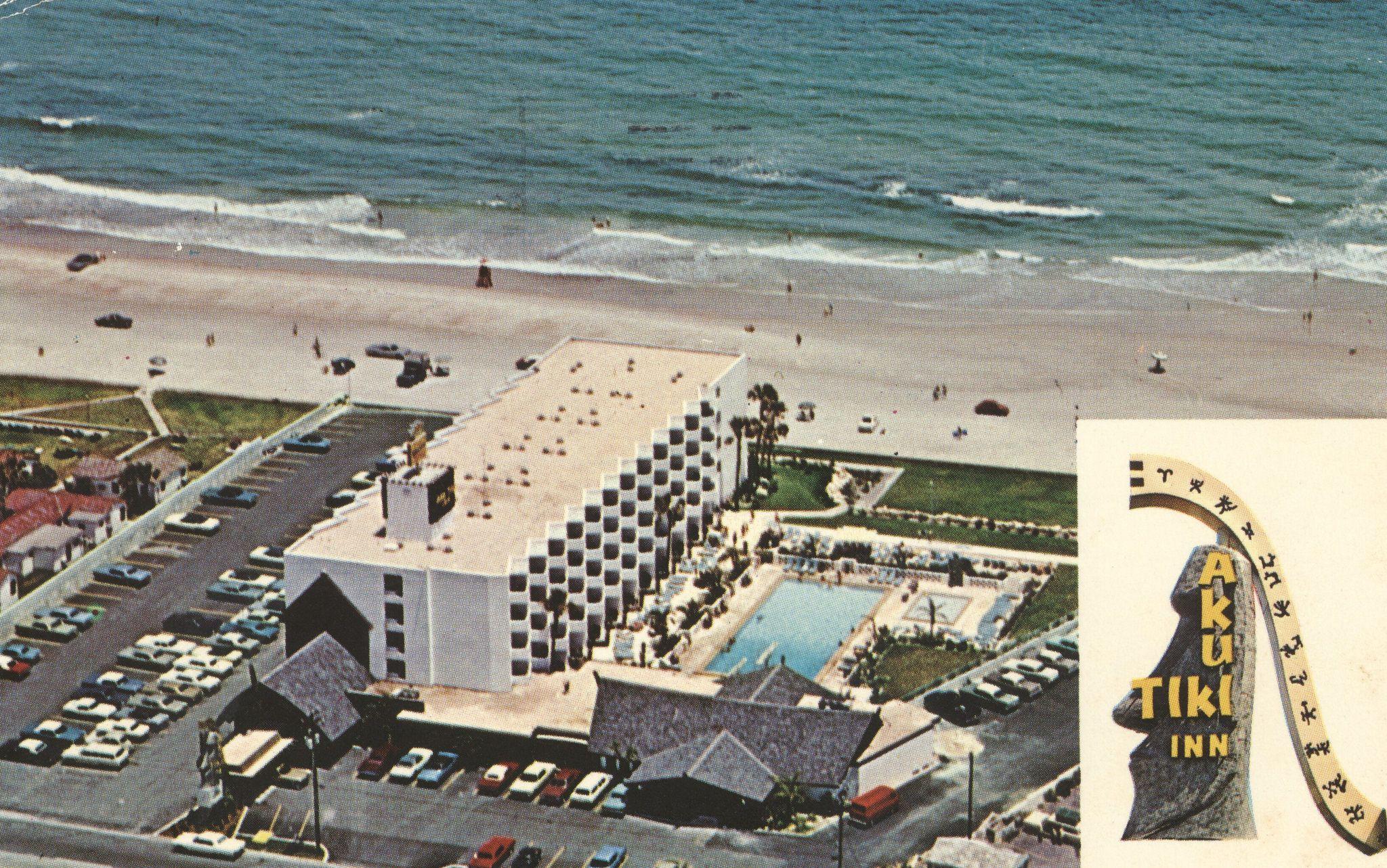 Aku Tiki Inn Daytona Beach Shores, Florida (With images)
