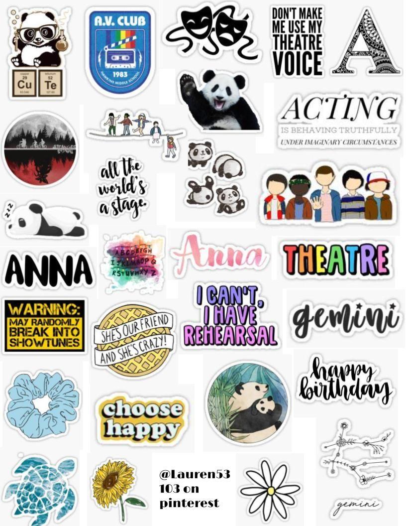 Laptop Stickers Designs Custom Sticker
