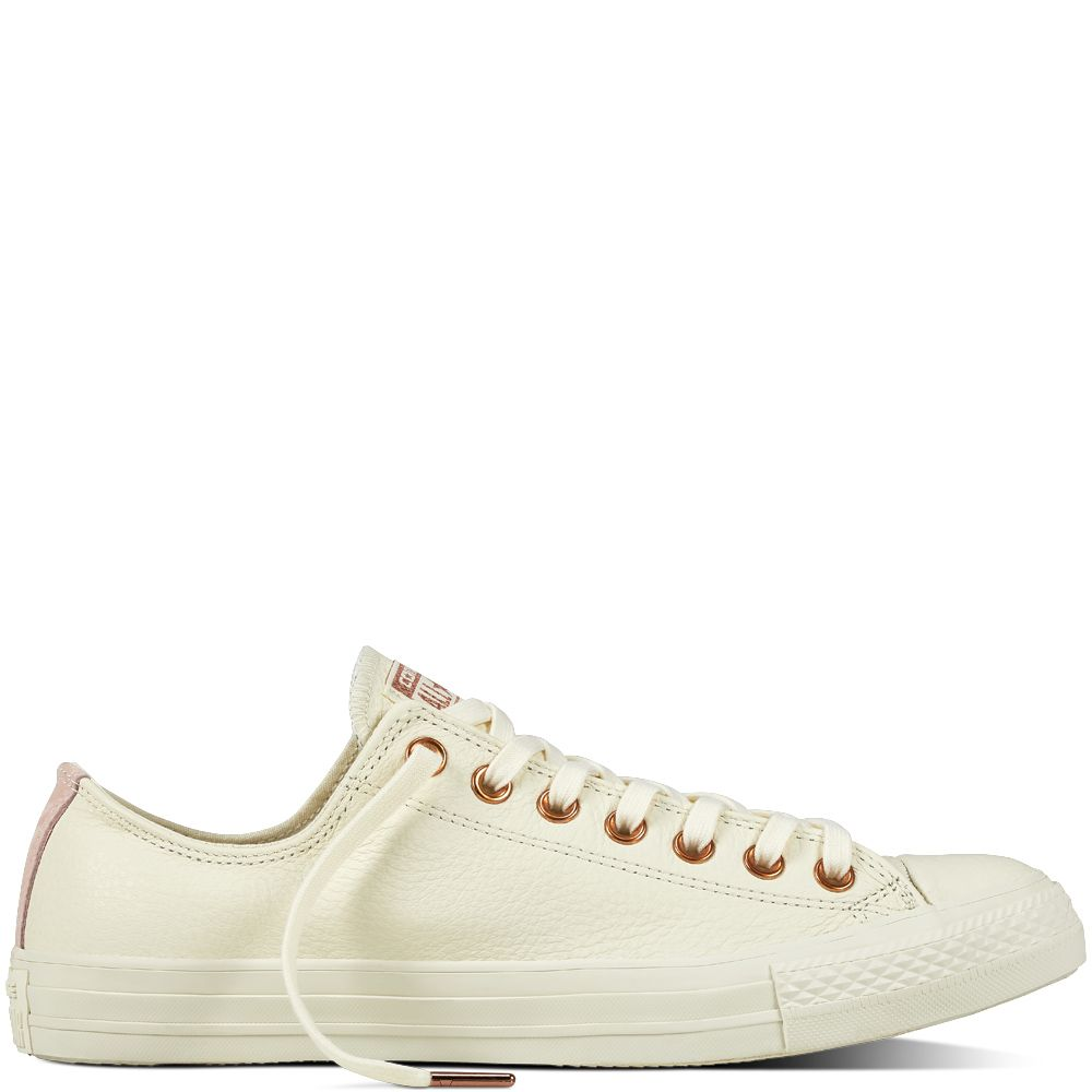 Blush Or Converse Femme Converse All Star Low Leather