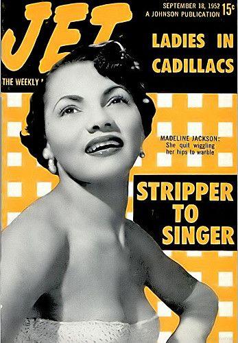 Black stripper magazines