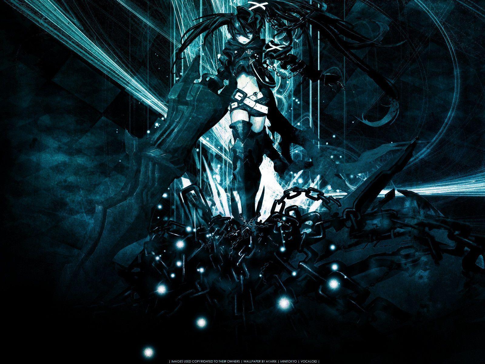 Dark Anime wallpaper | 2560x1600 | #59375