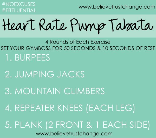 Circuit Training Combining Cardiovacular Work With Weight: A Great #tabata #cardio Workout To Start Your Day.