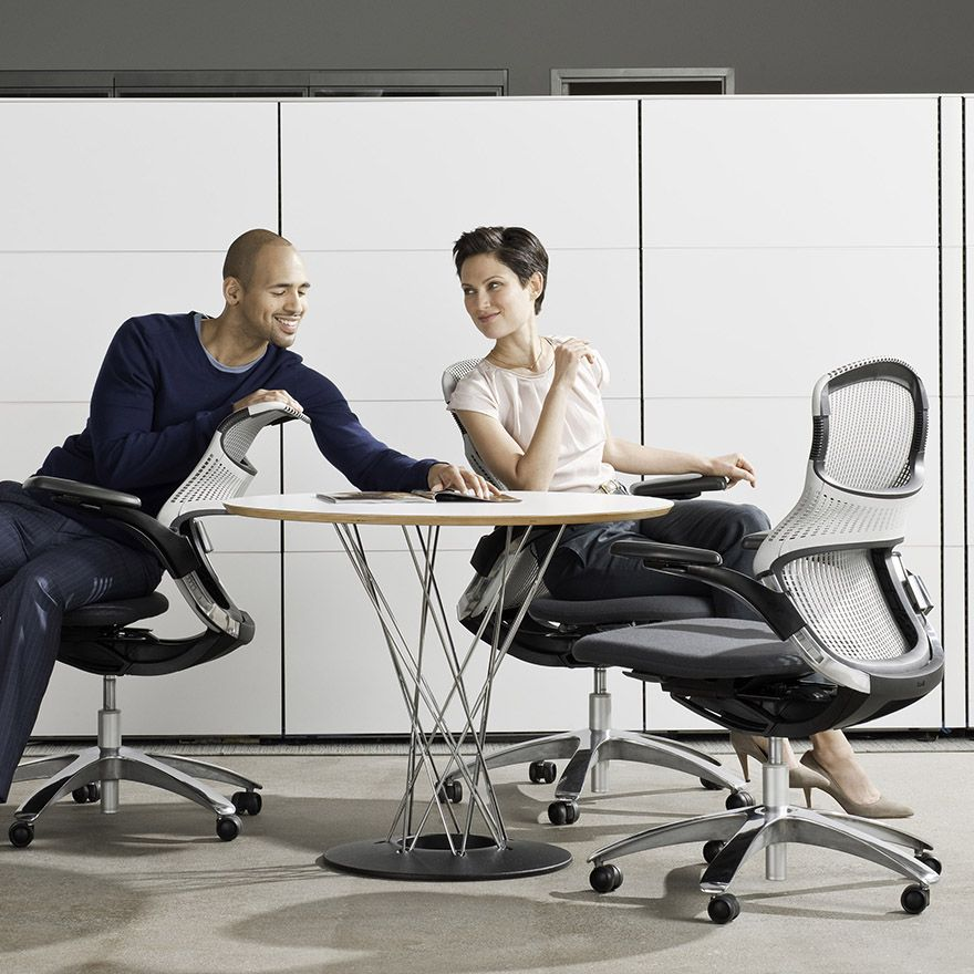 Generation By Knoll Knoll Ergonomic Chair Height Adjustable