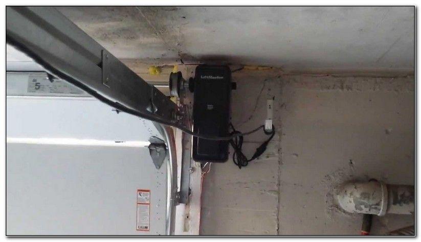 Liftmaster 8500 Wall Mount Garage Door Opener Check More At Http Perfectsolutio Side Mount Garage Door Opener Craftsman Garage Door Opener Garage Door Opener