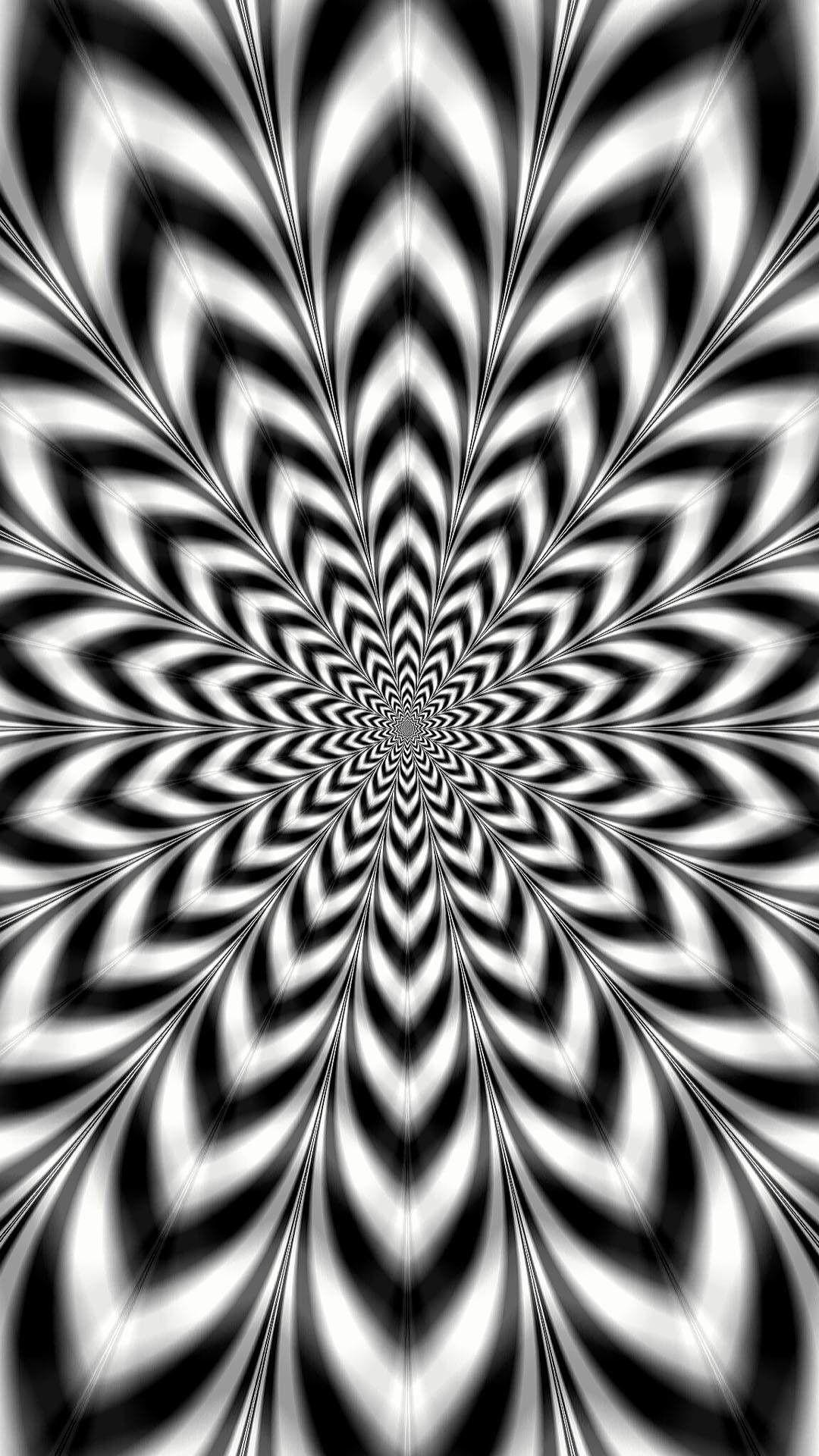 Ilusiones Chebres Optical Illusion Wallpaper Illusion Art Optical Illusions Art