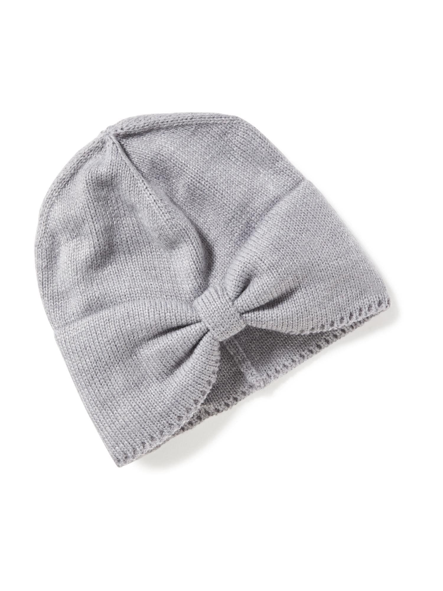 Twist-Front Sweater-Beanie for Toddler Girls  74395df8594b