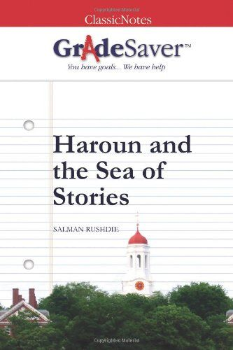 Haroun And The Sea Of Stories Study Guide Haroun And The Sea Of