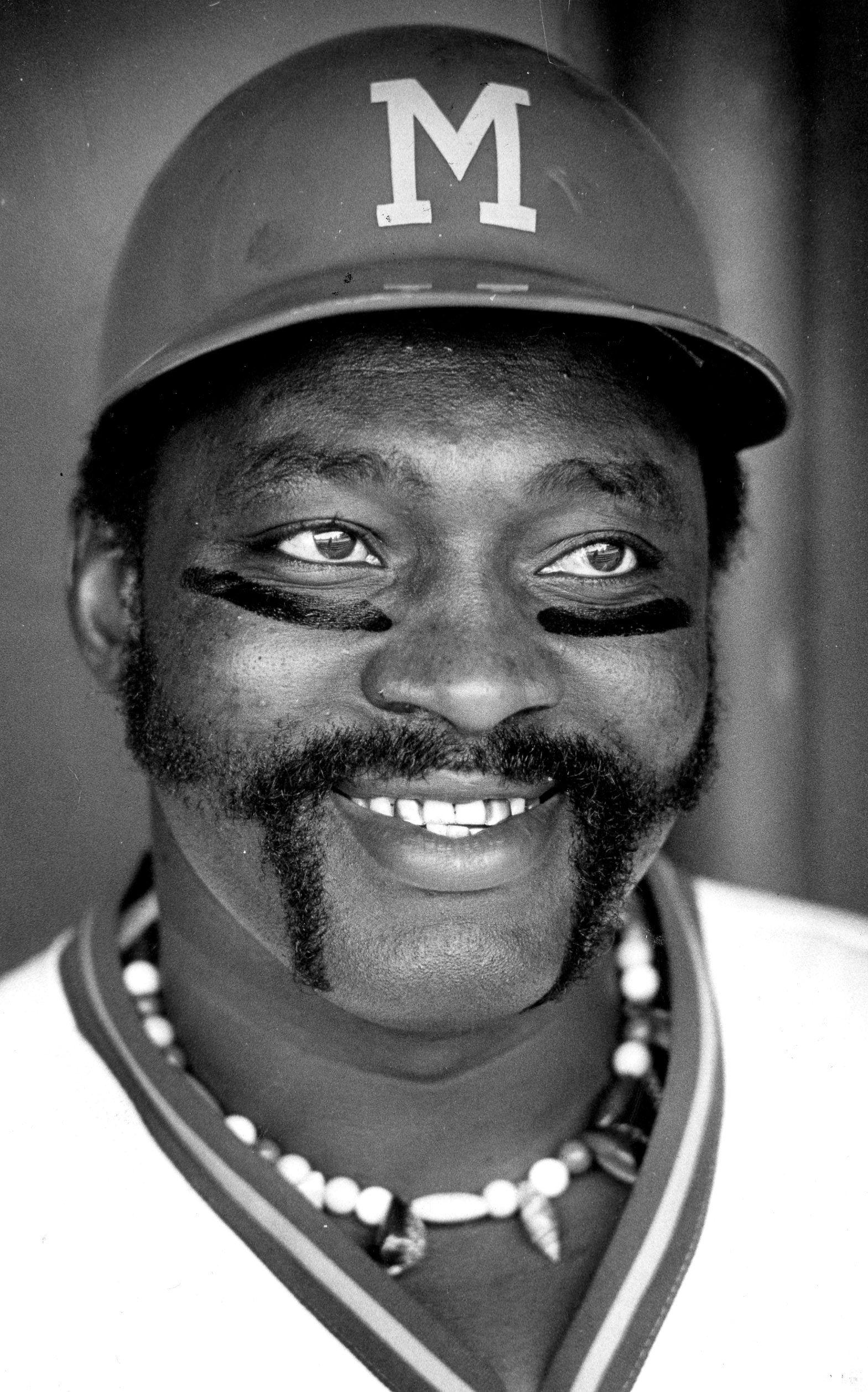 """Boomer"" Scott Milwaukee Brewers Brewers"