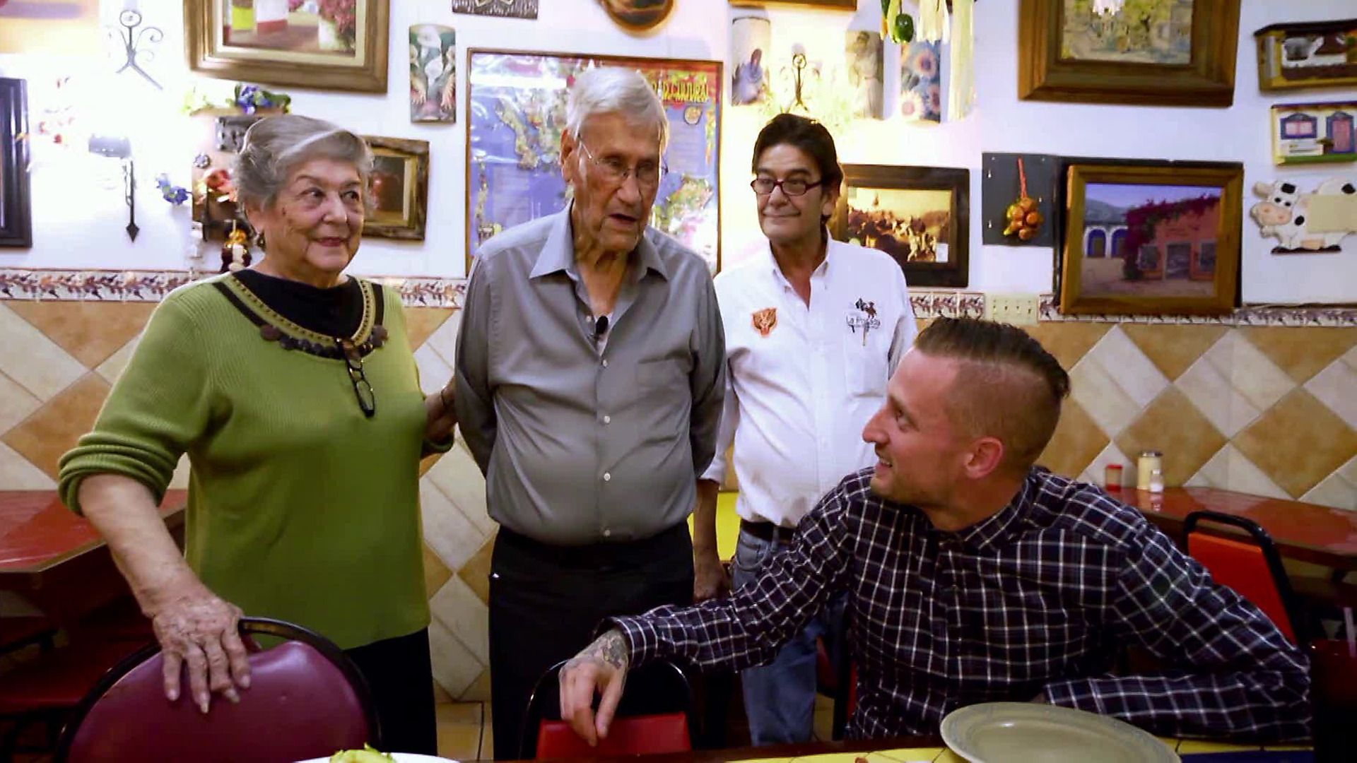 Visit a 53-year-old Mexican restaurant still operated by the original owners.