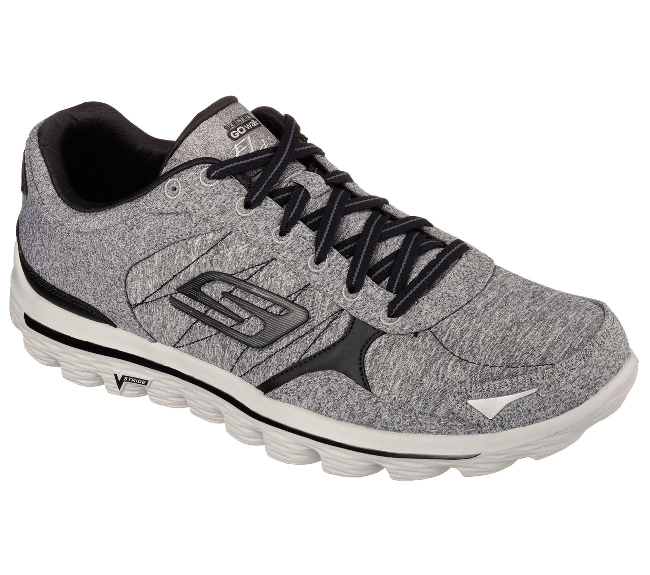 Energize Every Step In The Skechers Gowalk 2 Flash Gym Featuring