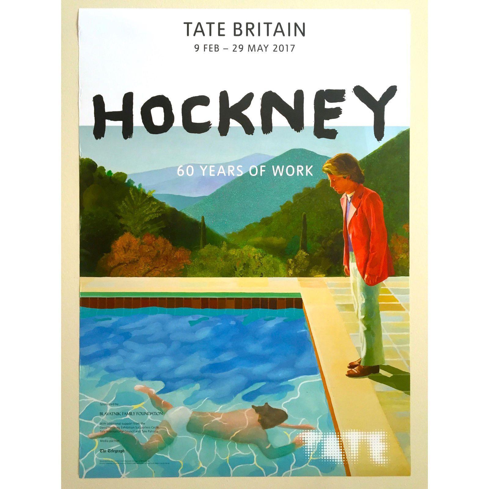 Tate Britain Vintage Posters
