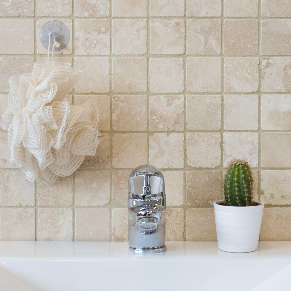 White Tessare Natural Mosaic Series Tiles Mosaic Tiles | OUR HOUSE ...