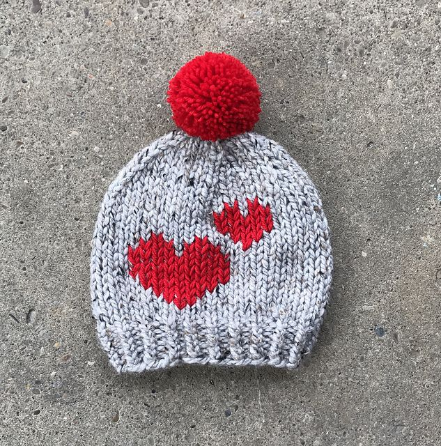 Spread some love! | Knitting and crocheting | Pinterest | Gorros ...