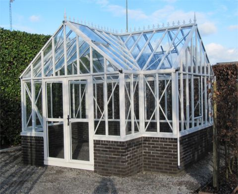 royal victorian orangerie greenhouse greenhouse pergola. Black Bedroom Furniture Sets. Home Design Ideas