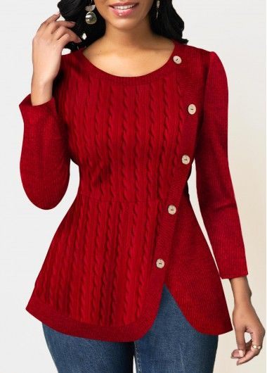 Size:XXL;Color:Red;Package Contents:1 X Sweatshirt;Color Scheme:Red;Neckline:Round neck;Washing Instructions:Hand Wash /Machine Washable;Clothing's Length:Regular;Material:70% Polyester , 30% Cotton;Sleeve's Length:Long Sleeve;Types:Pullovers;Clothing Length:72.00;Pattern Type:Solid;