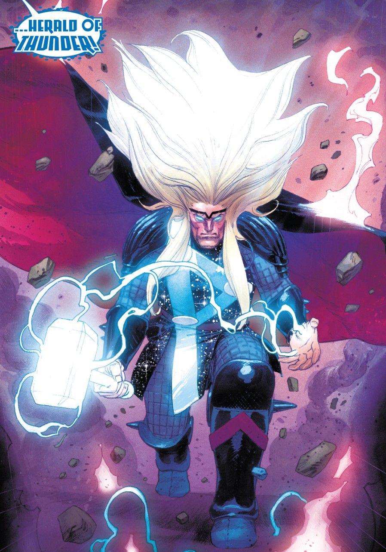 Thor the herald of thunder in 2020 | Marvel comics art, Marvel artwork,  Thor comic art