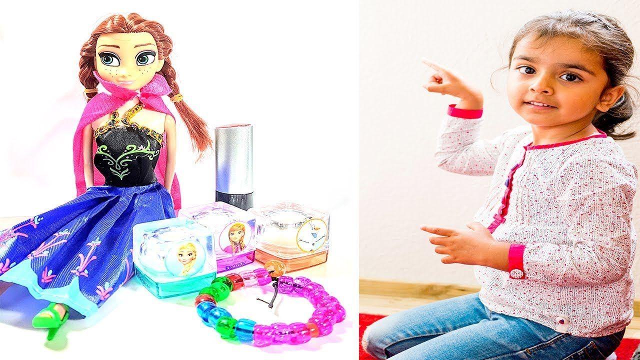 Girls Toys Videos