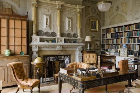 The study in new house at scotney kent also workspace studio rh ar pinterest