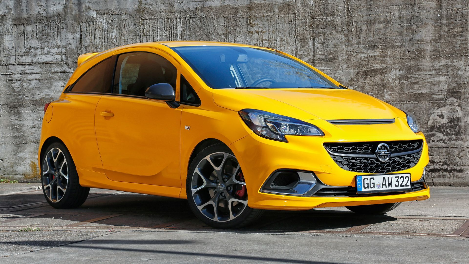 New Opel Corsa Gsi Gets A 150ps 1 4l Turbo And Opc Chassis Carscoops Opel Corsa Opel Vauxhall Corsa