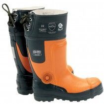 Genuine Draper Class 2 Chainsaw Safety Boots Safety Work Boots Work Boots Boots