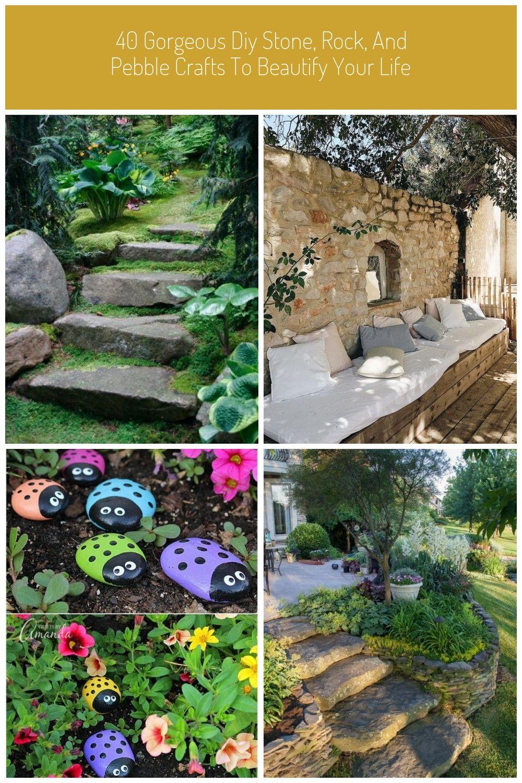 24 Waldgarten Design Waldgartendesign Woodland Garten Design Steine In 2020 Outdoor Diy Projects Diy Outdoor Outdoor Decor
