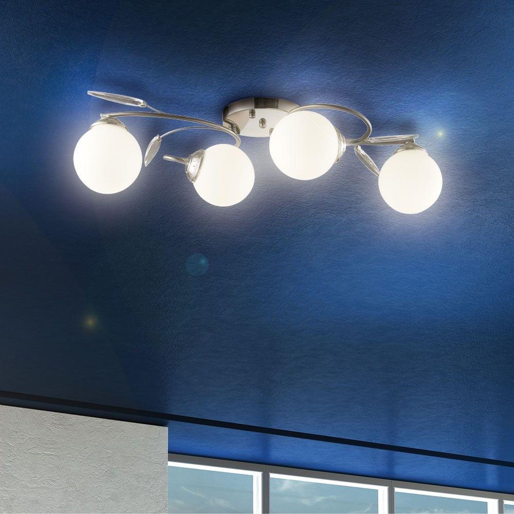 Außergewöhnlich Deckenlampe Wohnzimmer Ideen Von Lampe Deckenbeleuchtung Deckenleuchte Esto Cindy 970101-4
