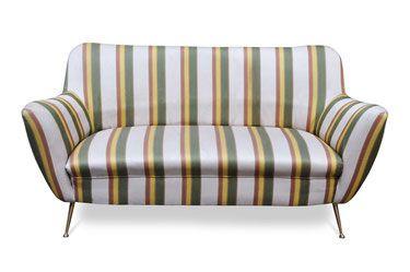 Gallery Poltrone rifatte Italian Vintage Sofa Divani
