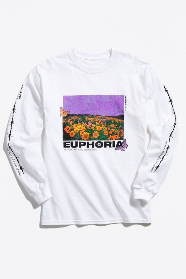 Euphoria Long Sleeve Tee