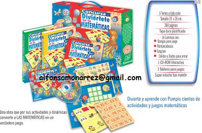Libros Juego Ludico Matematicas Juegos Educativos