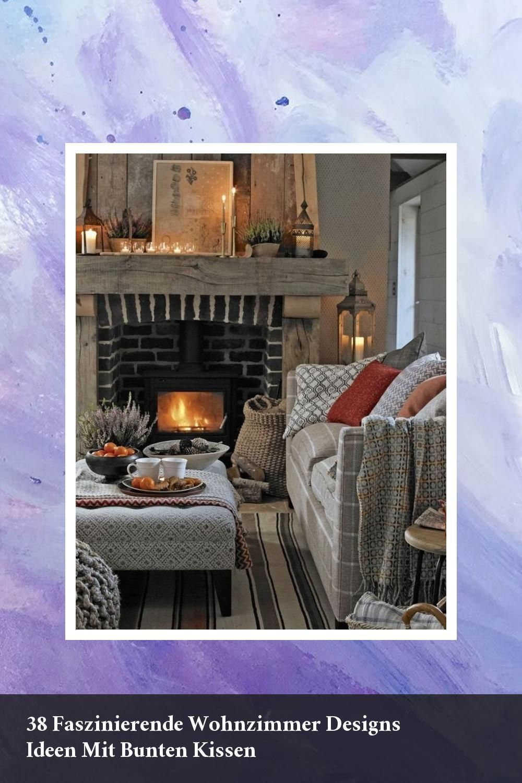Lovely 38 Faszinierende Wohnzimmer Designs Ideen Mit Bunten Kissen -  #38 #Colourful #Designs #Fascinating #Ideas #Living #Permalink #Permalinkto:38FascinatingLivingRoomDesignsIdeasWithColourfulPillows #Pillows #Room #to: #With