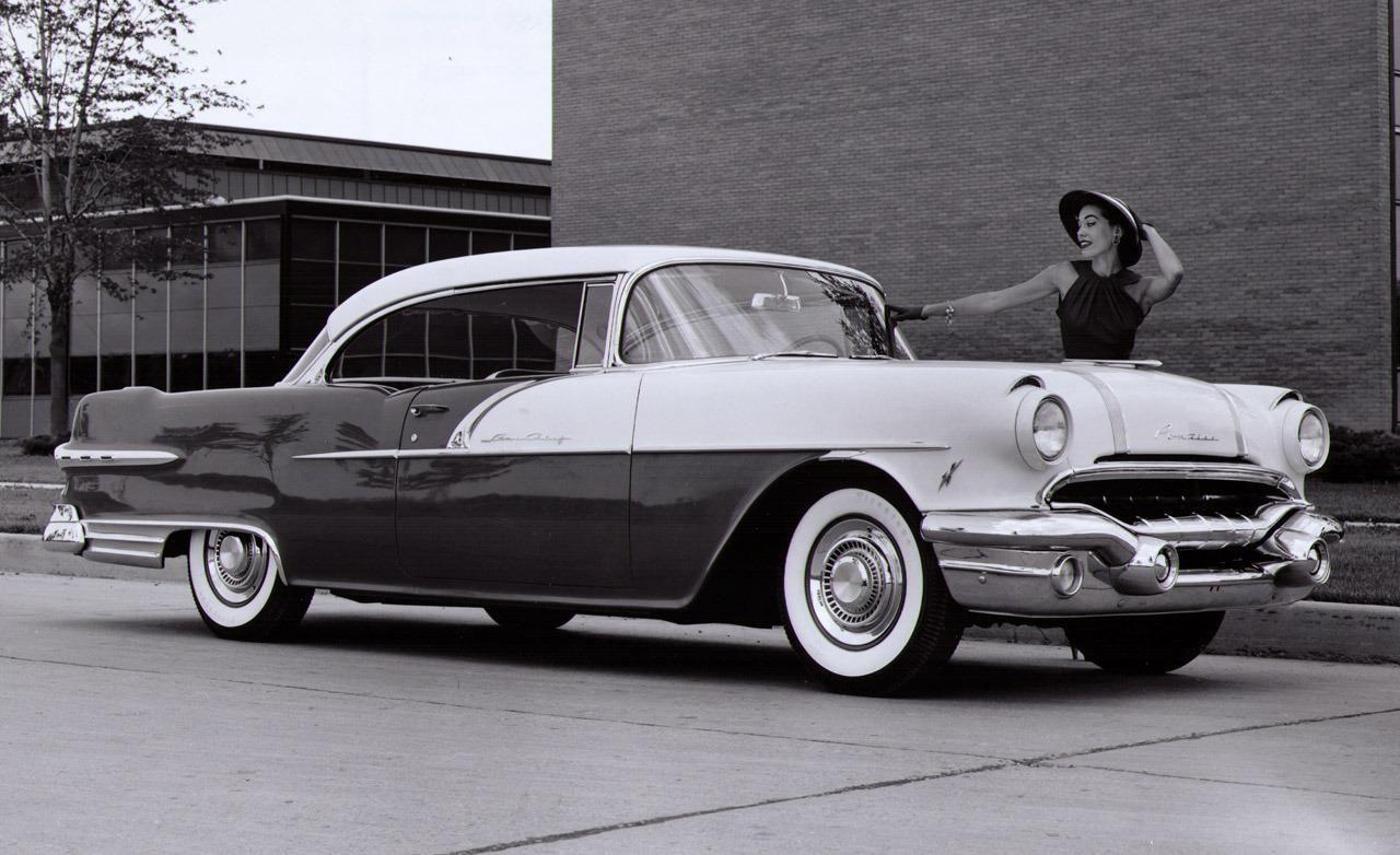 1956 Pontiac 1956 Pontiac Star Chief Coupe Classic
