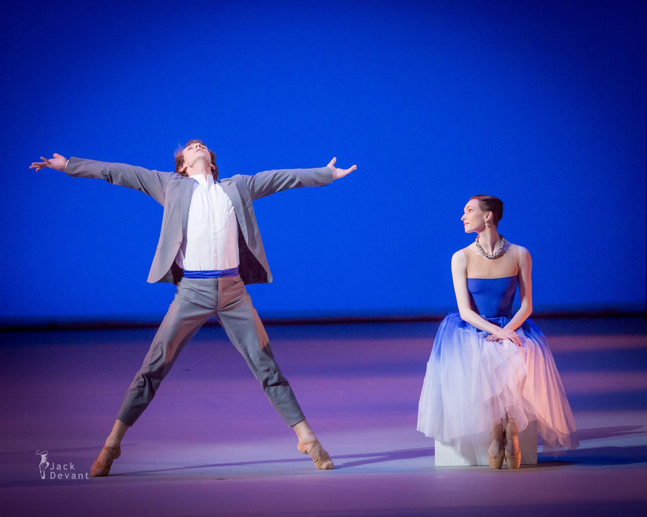 Olga Smirnova And Semyon Chudin In The Taming Of The Shrew Benois
