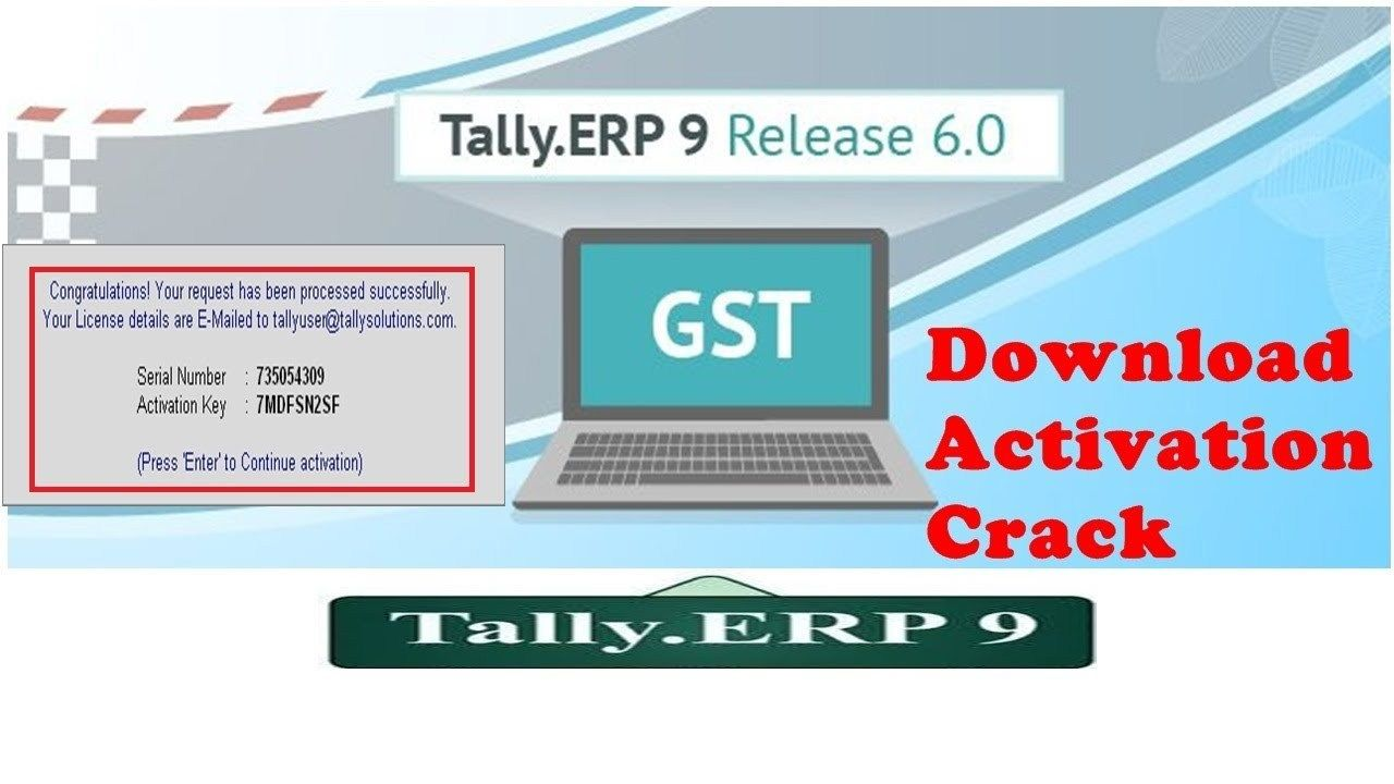 Tally. Erp 9 working crack villanimy's blog.