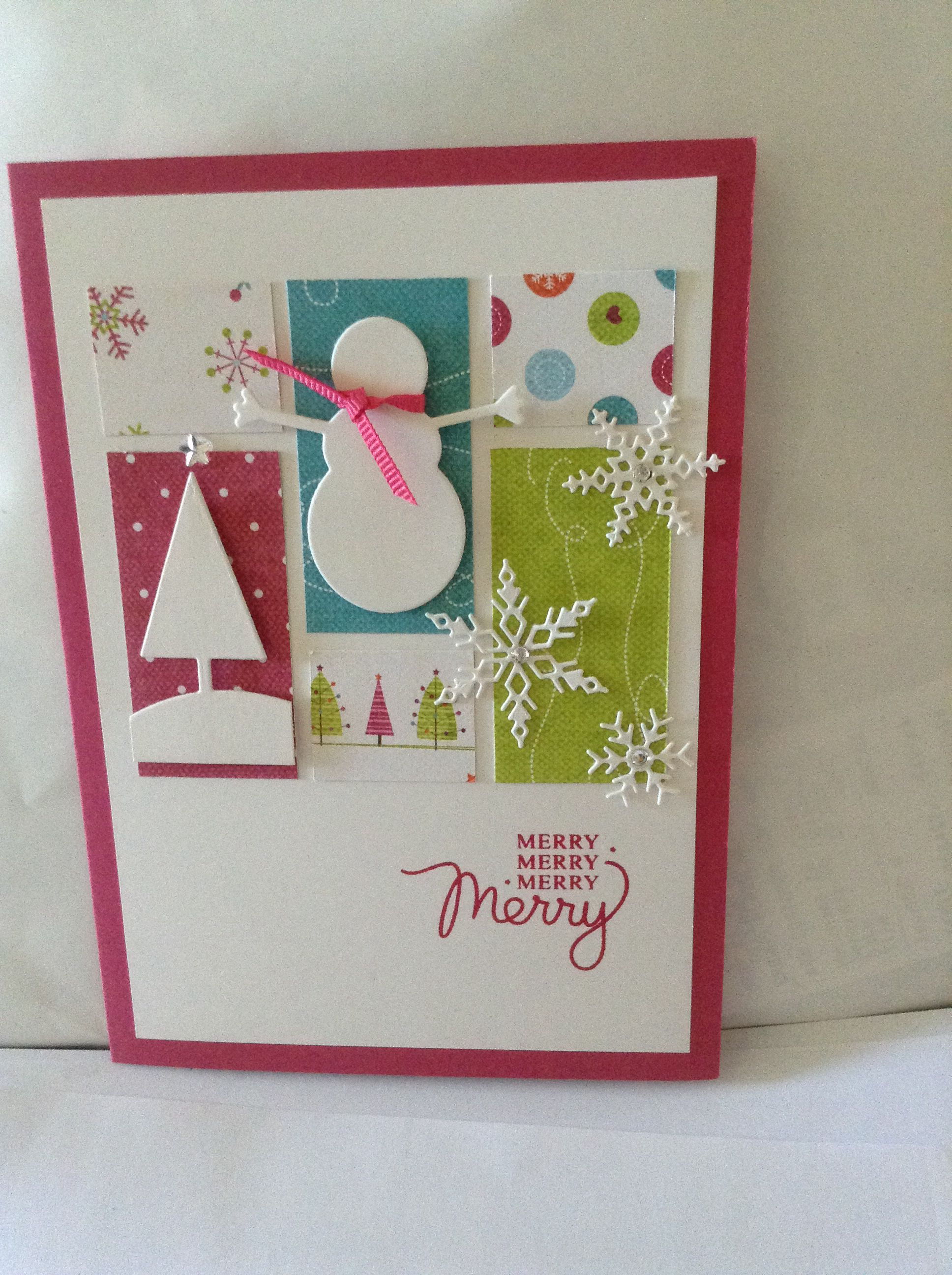 Pin by Jan Dagley on Framelits & Punches | Pinterest | Christmas ...