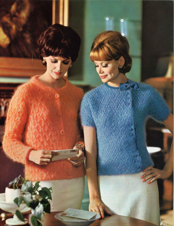 Cozy cardigans 1960s cardigan sweater patterns 60s vintage cozy cardigans 1960s cardigan sweater patterns 60s vintage knitting pattern retro knit pdf bankloansurffo Choice Image