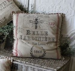 Pair of Belle Jardiniere Pillows